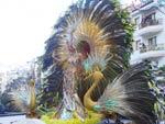Karnevalszug in Puerto de la Cruz, Teneriffa