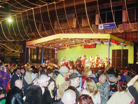 Konzert - Karneval in Puerto de la Cruz - Teneriffa
