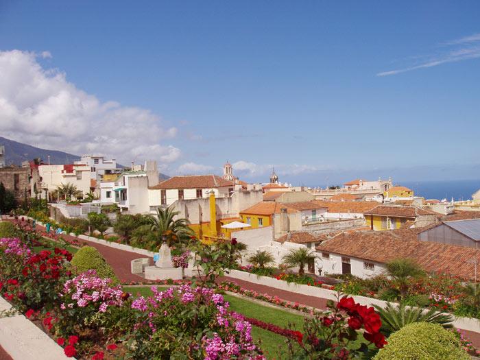 Barranco  Masca -  Teneriffa
