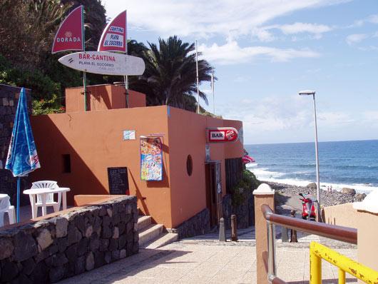 Bar Cantina in Playa el Socorro, Los realejos