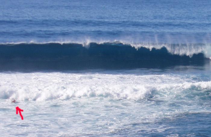 Wellenreiten Playa el Socorro - Teneriffa