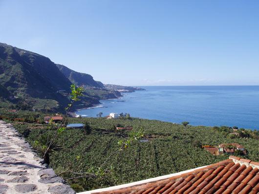 Aussicht von San Pedro - Teneriffa