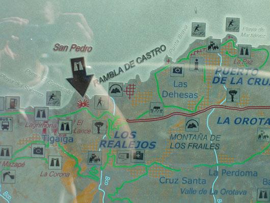 San Pedro- Los Realejos - Teneriffa