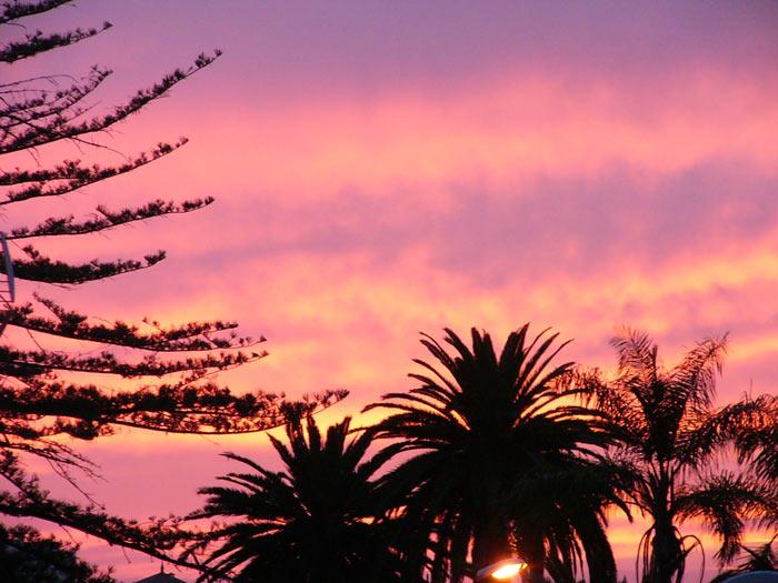 Sonnenuntergang - Teneriffa