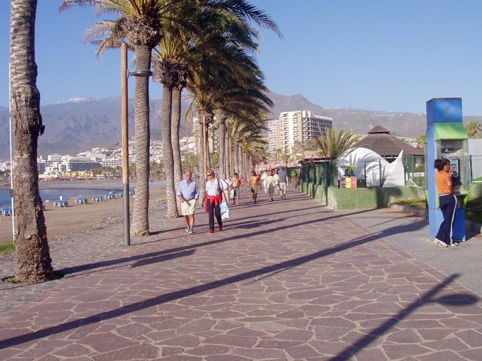 Promenade in