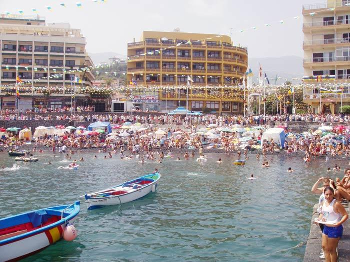 Baden Fiesta del Carmen, Puerto de la Cruz