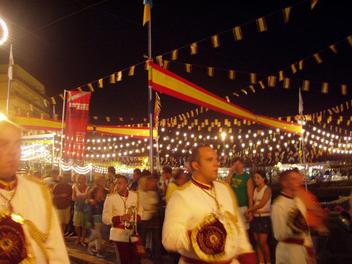Fiesta del Carmen - Teneriffa