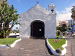Die Kirche von San Telmo