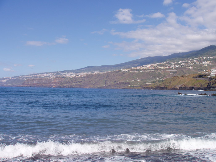 Playa Martianez, Puerto de la Cruz