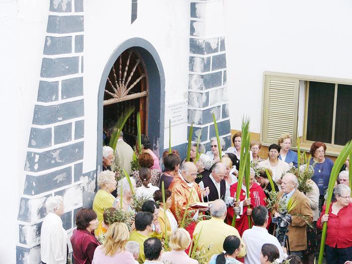 Kapelle in Punta Brava, Puerto de la Cruz - Teneriffa