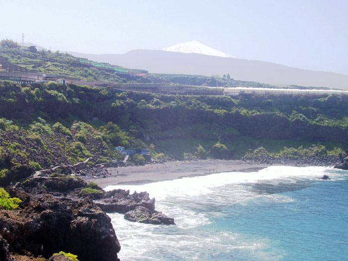 Playa del Bollullo - Teneriffa