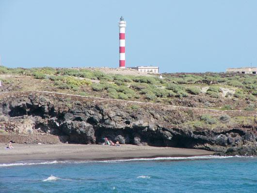 Punta de Abona, Teneriffa