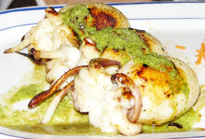 Restaurant Los Gemelos in Puerto de la Cruz - Teneriffa