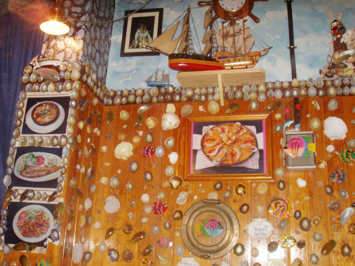 Restaurant in Puerto de la Cruz - Teneriffa