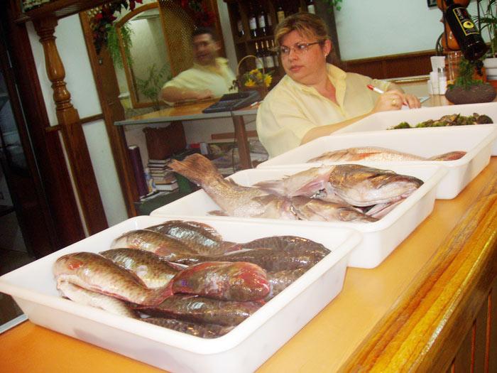 Restaurant San Nicolas in El Sazual - Teneriffa