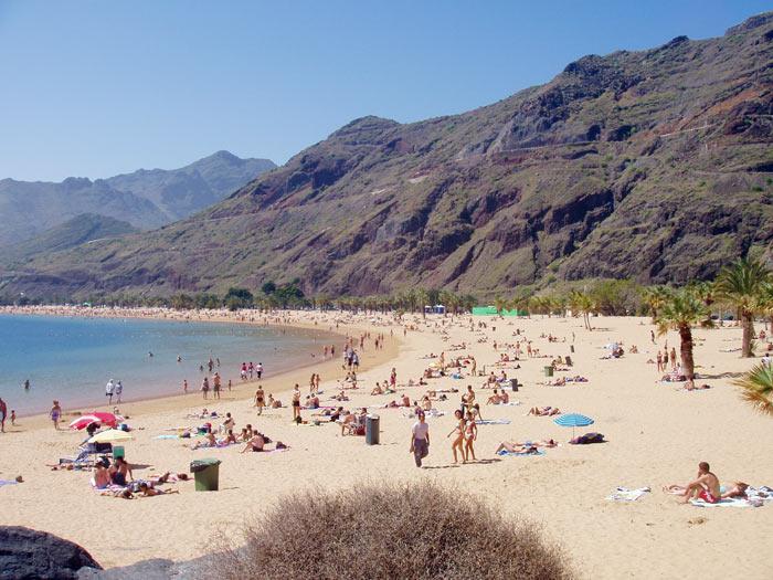 Teresitas Strand - Santa Cruz de Tenerife