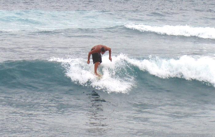 Nick - Surfen Teneriffa