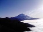 Wolken auf Teneriffa