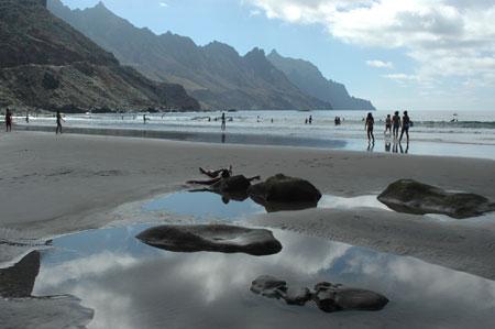 Strand von Taganana, Tenerife