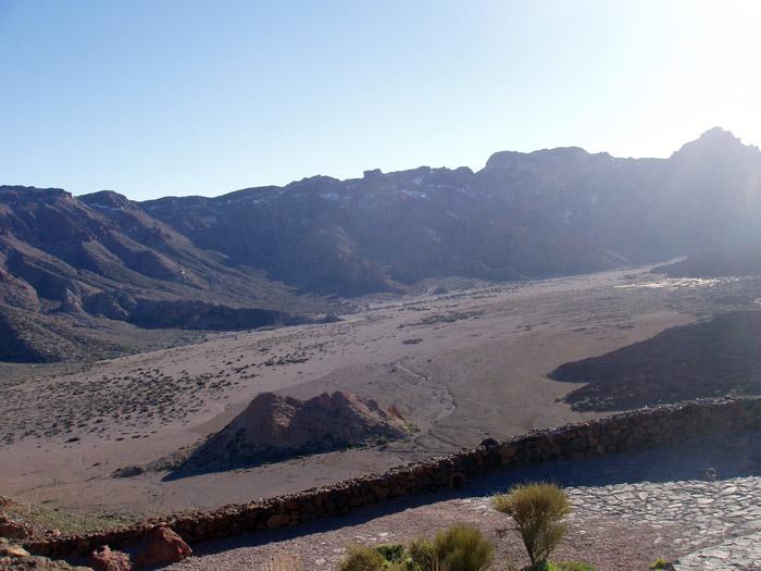 Llano de Ucanca, Parque Nacional del Teide - Teneriffa