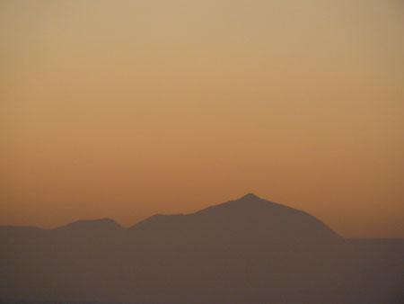 Teide-Berg auf Tenerife
