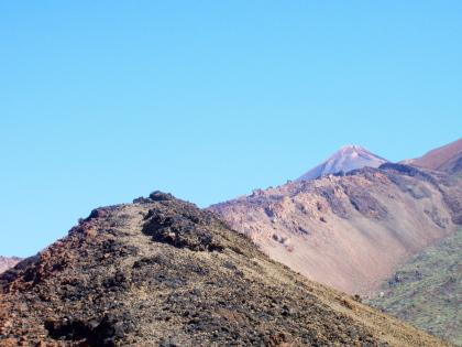 Montaña Roventada