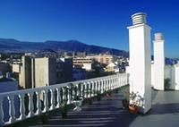 Terrasse Hotel Puerto Azul