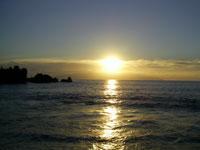 Kanu/Kajak am Playa de las Arenas, Westküste