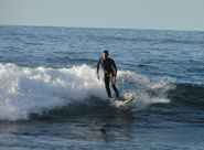 Teneriffa Surfer
