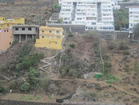 Bauten Zugangswege