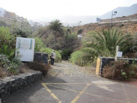 Beginn Naturschutzgebiet