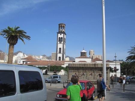 Blick Kirche