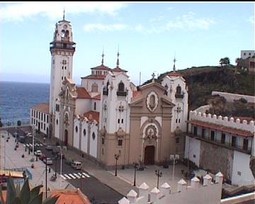 Kirche in Candelaria