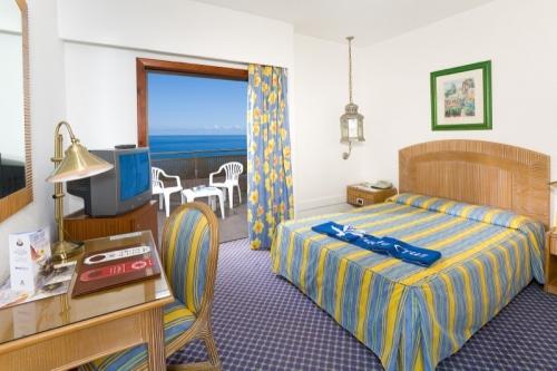 Doppelzimmer im Hotel Puerto de La Cruz