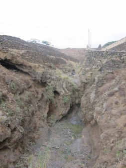 Einblick  Barranco