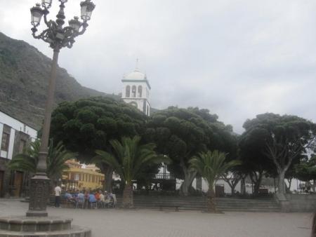 Freiheitsplatz Garachico