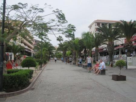Fußgänger-Promenade
