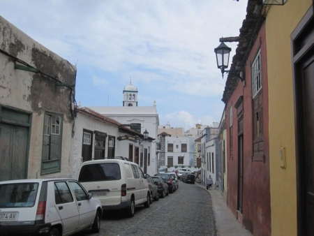 Garachico Altstadt