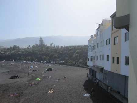 haeuser am strand