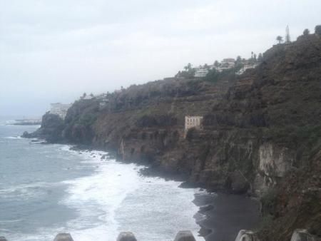 Hintergrund  Punta Brava