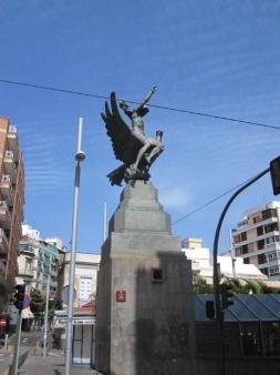 interessantes Denkmal