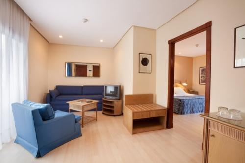 Junior Suite im Hotel Puerto de La Cruz
