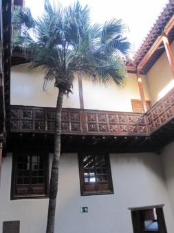kanarischer Balkon