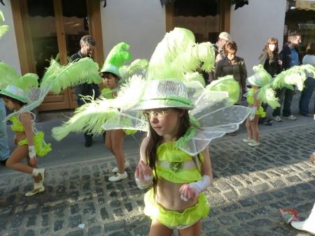 Karneval Kindergruppe