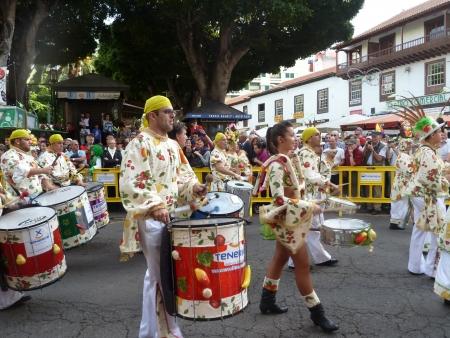Karneval Trommler