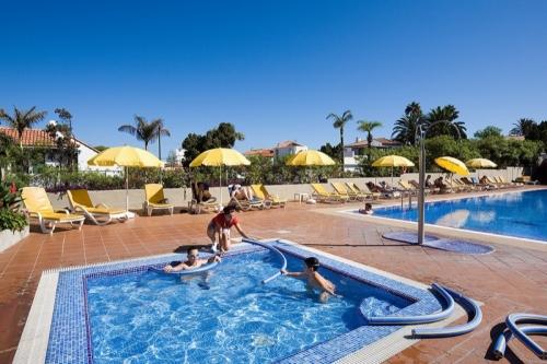 Kinderpool im Hotel Puerto de La Cruz