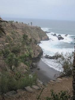 Landzunge San Pedro