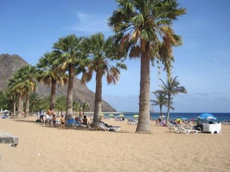 Las Teresitas Playa