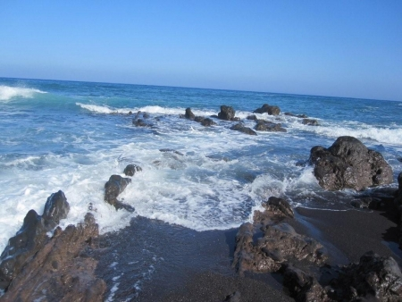 Lavabrocken Meer
