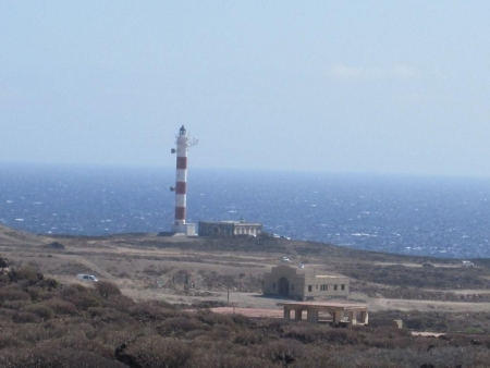 Leuchtturm Punta de Abona